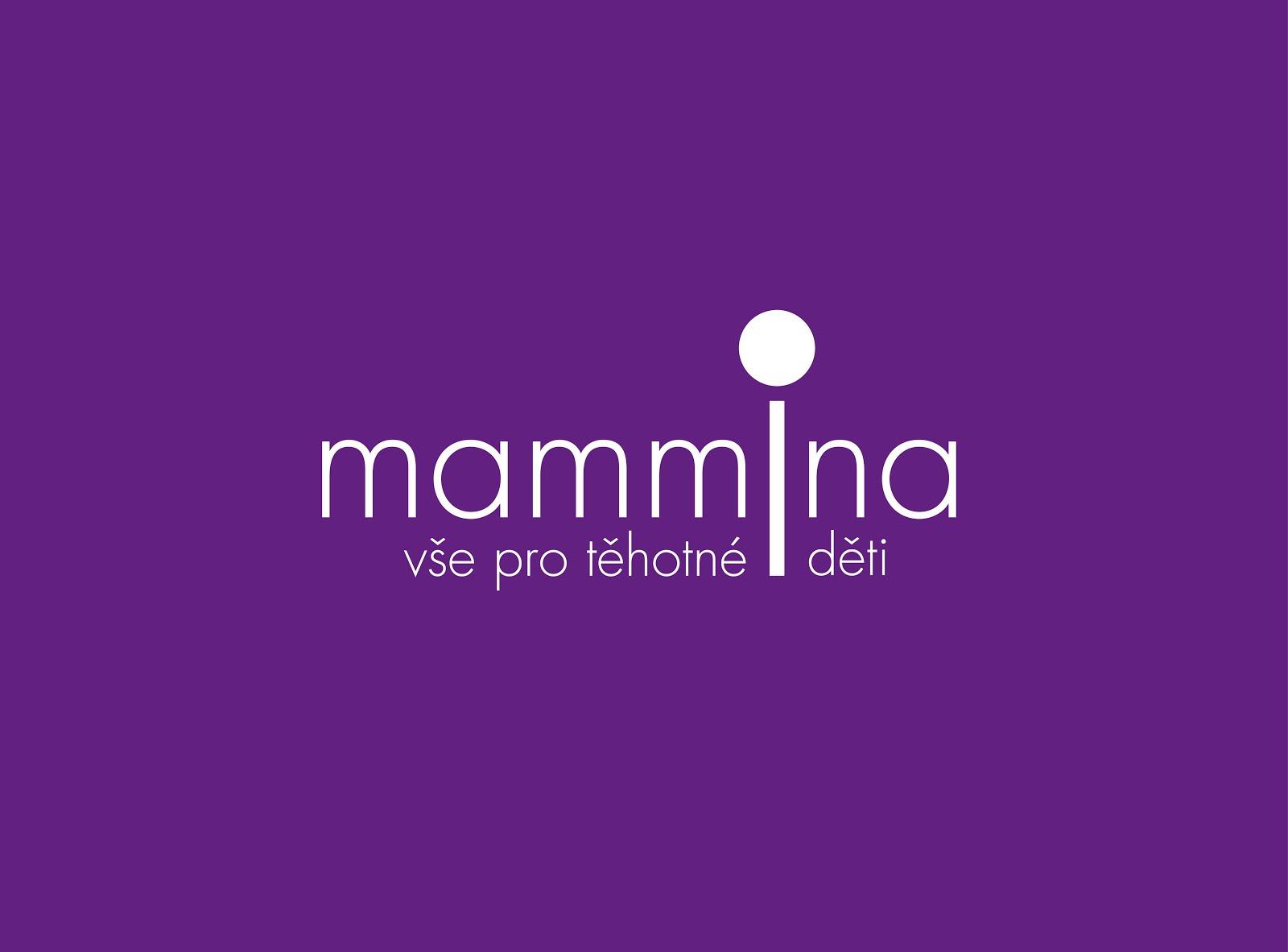 Spolupracuji s obchodem Mammina - vše pro těhotné i děti