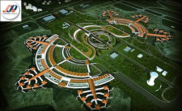 Master Plan Parkir Bandara Soekarno-Hatta
