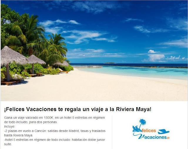 sorteo viaje riviera maya mi boda gratis
