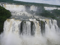 Iguazu Falls: Yet Another Corner... (Brazilian side)