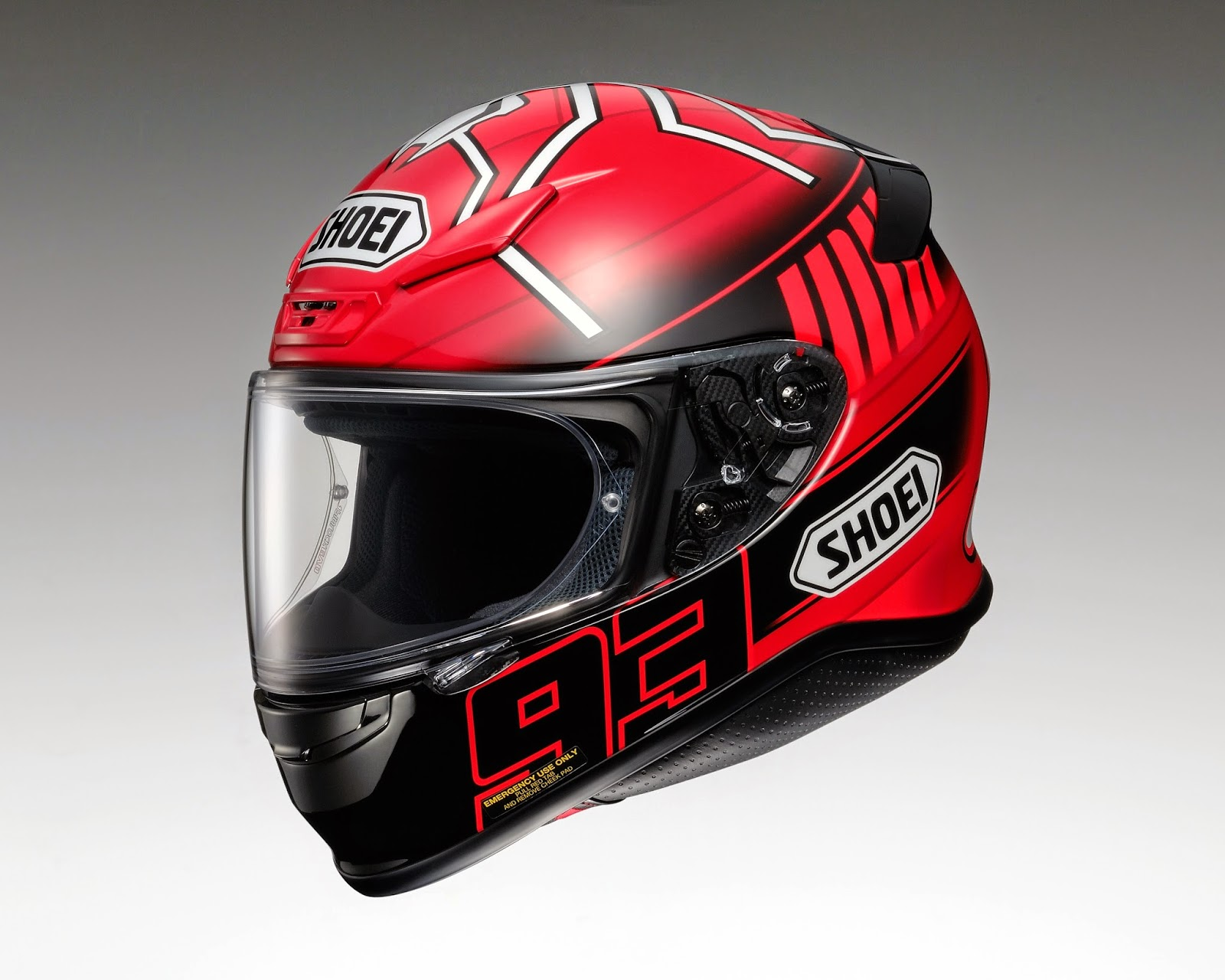 champion helmets new 2015 shoei marc marquez helmets