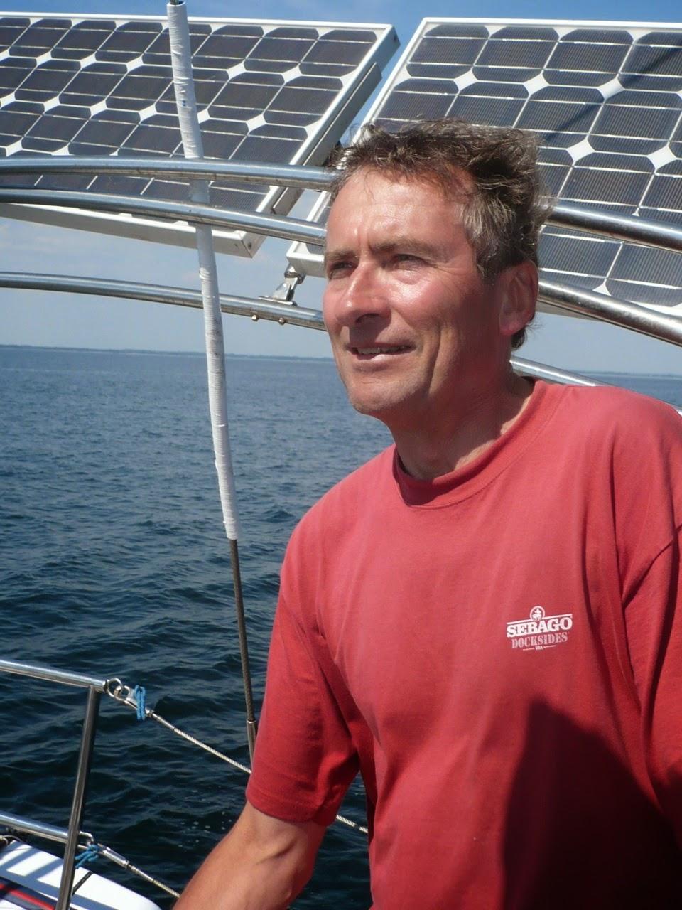 Un océan de découvertes, le projet transgénérationnel d'un senior passioné par la mer