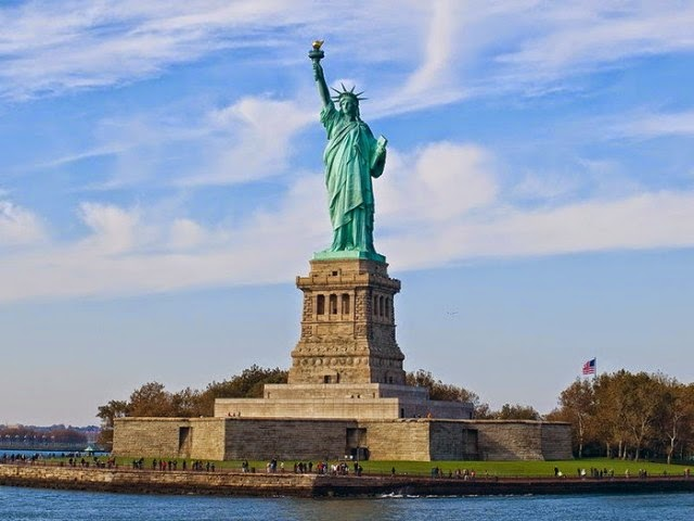 Statue of Liberty, New York, NY, USA