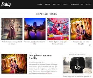 Chia sẻ template blogspot responsive làm trang cá nhân