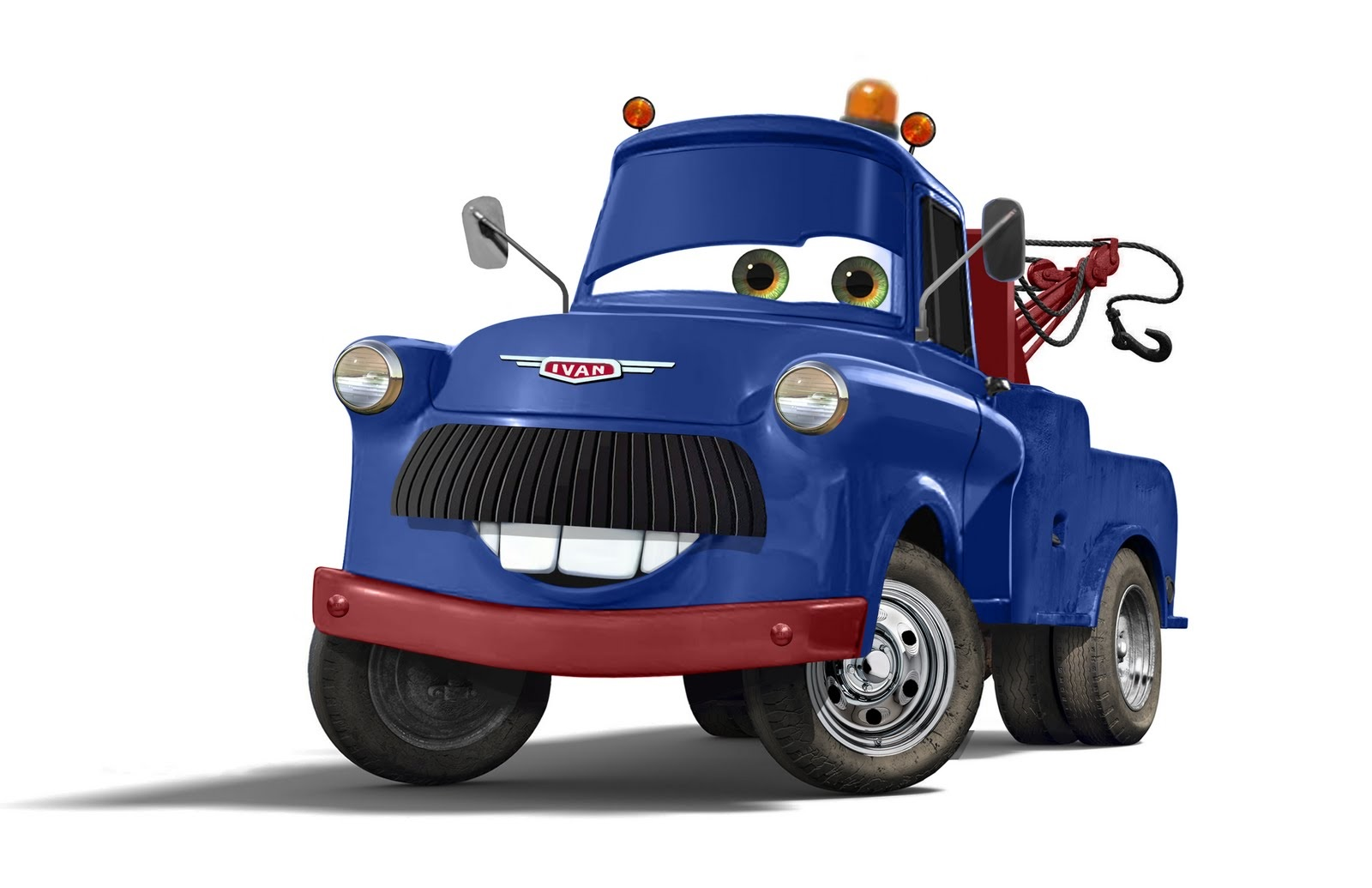 Disney Cars Mater Clip Art for Pinterest
