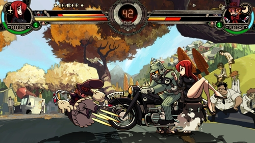 Skullgirls - PC (Download Completo em Torrent)