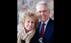 Elder Lamb's Mission President & his Wife