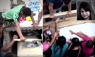 Relatives of a Dead Girl Shocked After Hearing Screams Inside Her Coffin