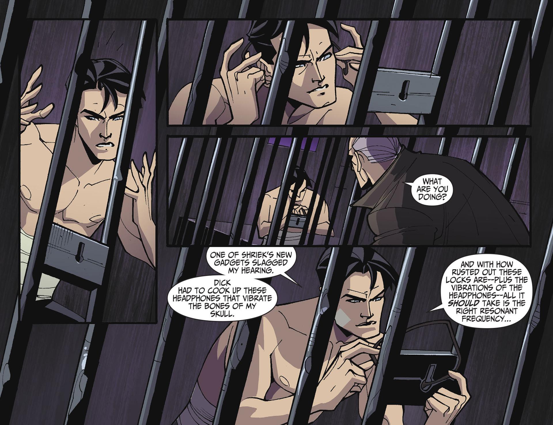 Batman Beyond 2.0 #14 #27 - English 9
