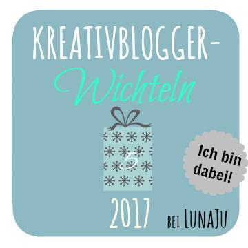 Kreativbloggerwichteln 2017