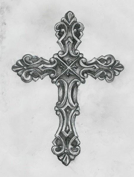 Cross Tattoos for Men IdeasGothic Cross Tattoo Designs For Men