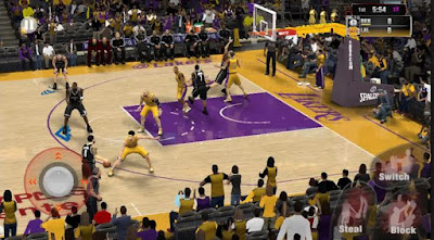 Download NBA 2K15 Apk