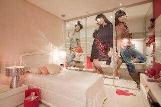 fotos de decoração para quarto feminino
