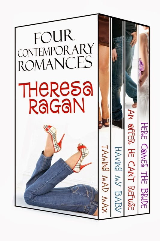 4 Contemporary Romances