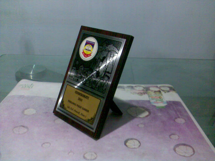 STAND PLAQUE  RM15.00
