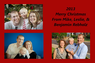 Rebholz Christmas Card