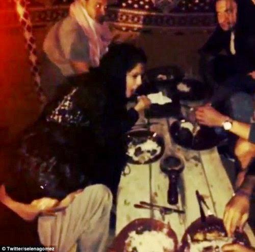 Putus Dengan Bieber, Selena Gomez Pilih Pemain Bola Bosnia?, info, terkini, hiburan, luar negara, Hollywood celebrities, selena gomez, sejad salihovic, gossip,