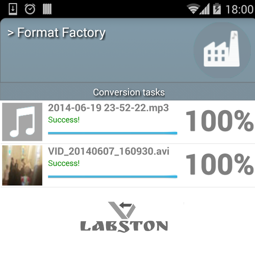 Format Video On Android