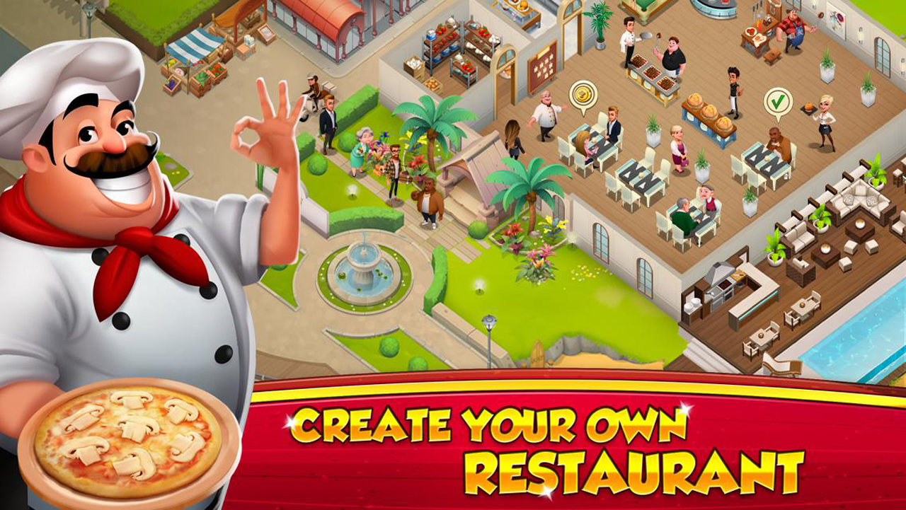 World Chef Gameplay IOS / Android