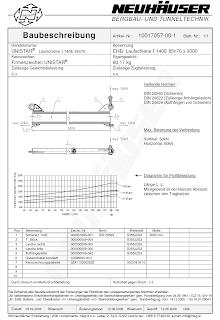 EHB- Schienensystem I140E