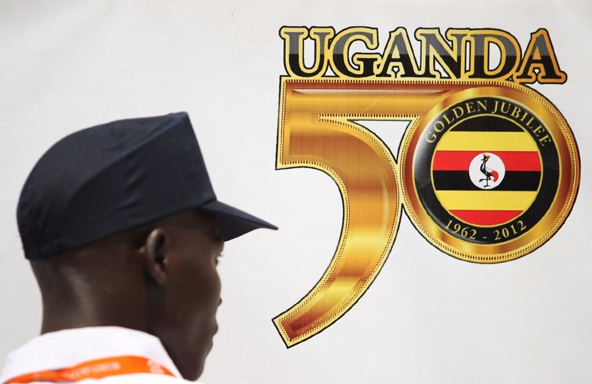 Uganda celebrates 50years of independence @osaseye.blogspot.com