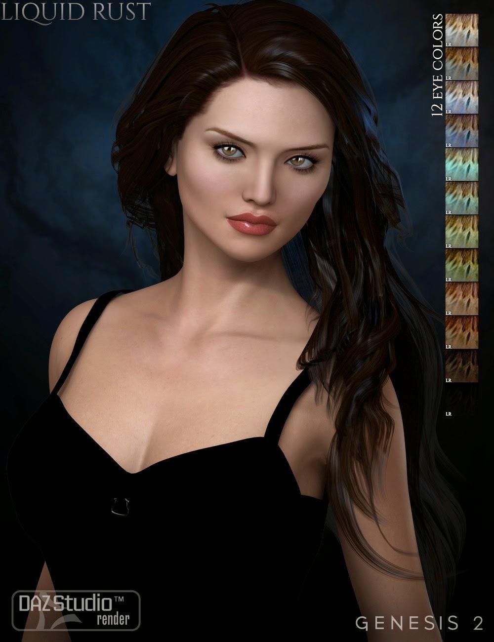 Ivanna pour Genesis 2 Femme