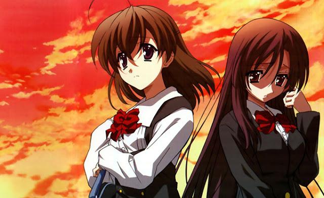 Anime, Recomended, Jangan Ditonton, Seikon no Qwaser, Kiss X Sis, School Days, Higurashi, Genre
