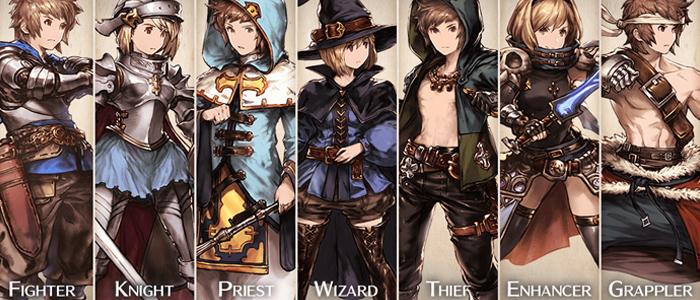 Granblue Fantasy Karakter