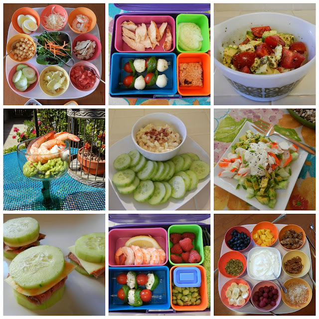 Eggface%2BCold%2BEats%2BCollage Weight Loss Recipes Friday Five
