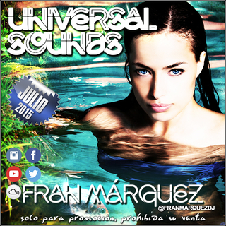 Universal Sounds Julio 2015 - Fran Márquez
