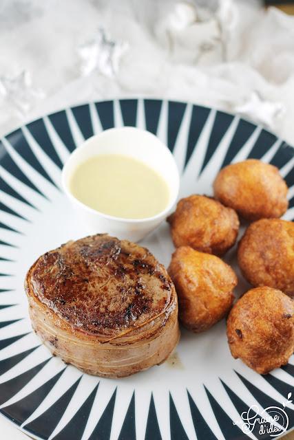 Tournedos Foie Gras Pommes Dauphine Aubrac Marie Severac Avis