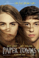 Paper Towns (2015) Poster