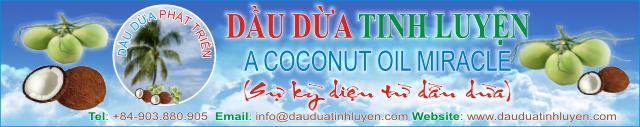 Dầu dừa Phát Triển