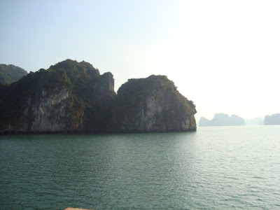 Paysage Baie d'Halong