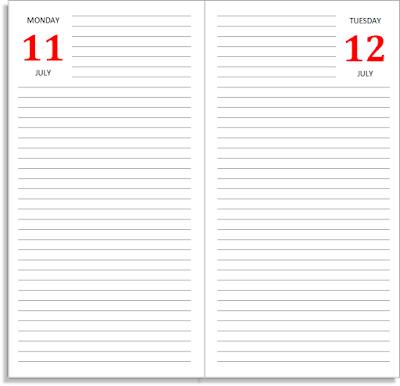28+ [ Daily Journal Template ] | Daily Journal Template Related ...