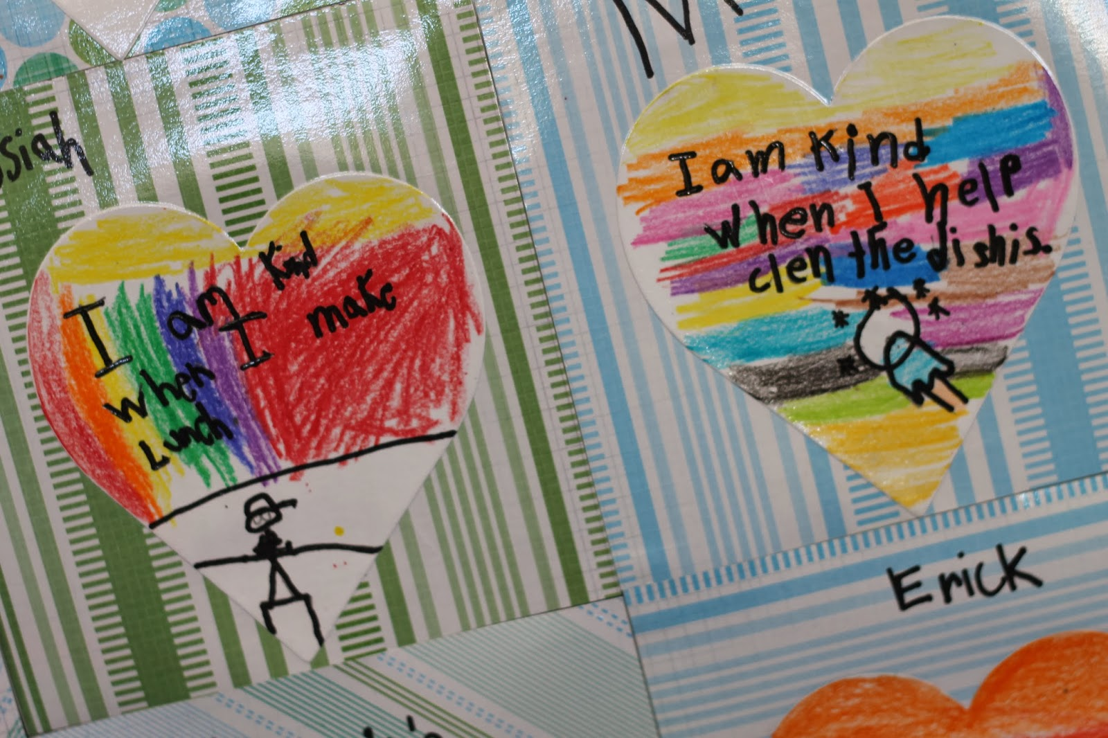 Teacher Bits and Bobs: Kindness and other Winter randomness! (Plus ... : kindness quilt - Adamdwight.com
