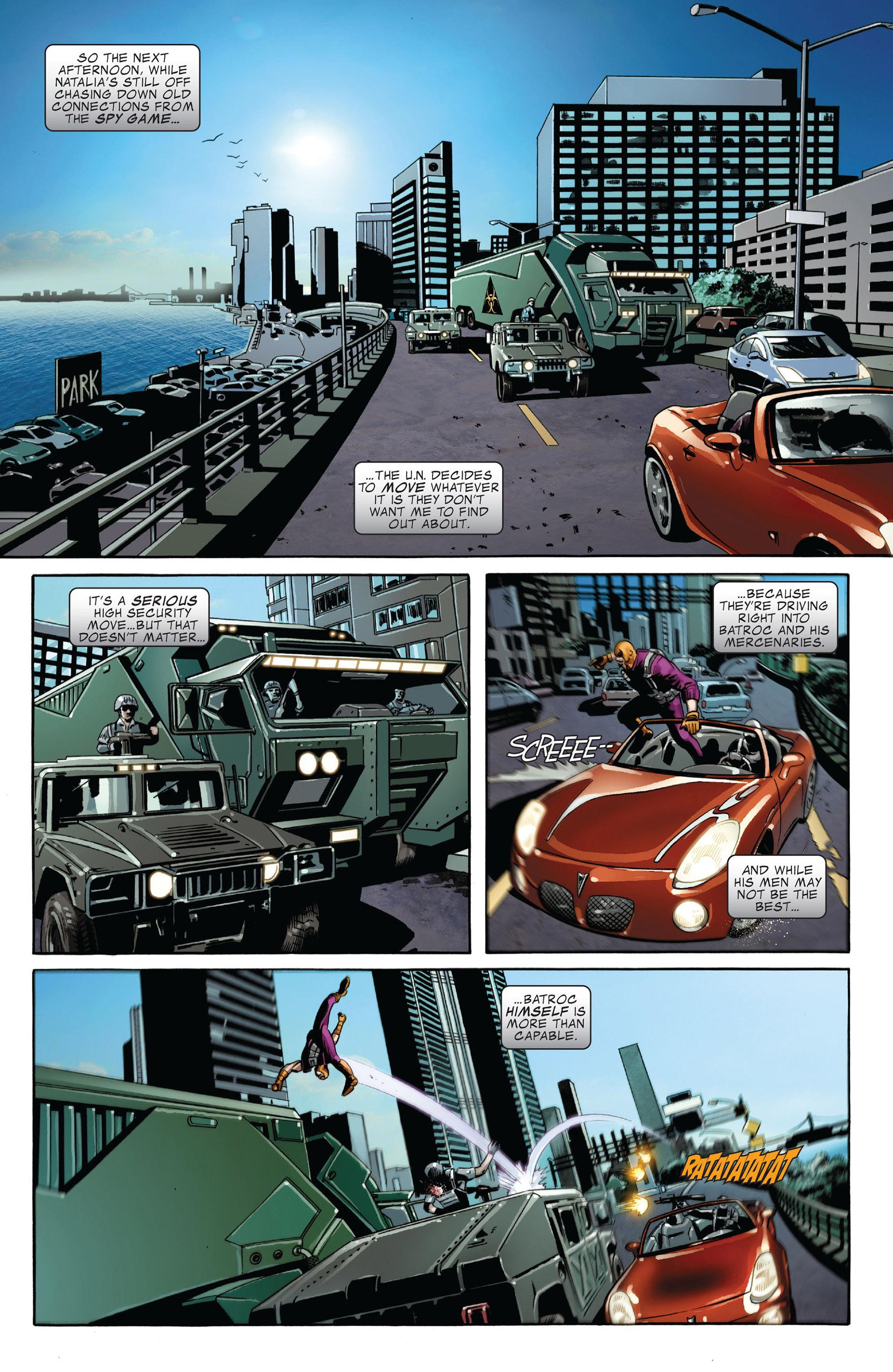 Captain America (2005) Issue #44 #44 - English 16