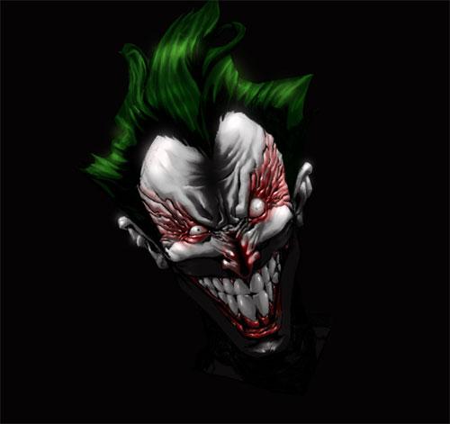 Ilustraciones del Joker 42