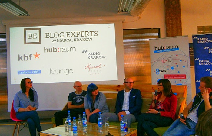 Obraz: Rita Hairwood, Michał Szafrański, Magda Stępień, Michał Kędziora, Arlena Witt i Paweł Bielecki  na #BlogExperts