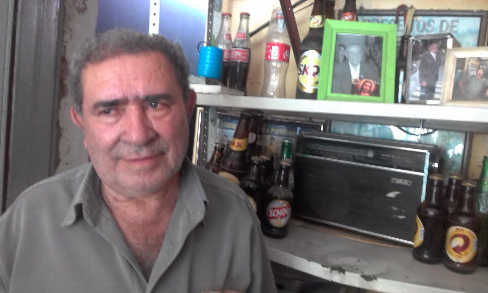 BAR DO GENÉSIO O CONHECIDO  NO CALÇADÃO DA TENENTE SABINO CENTRO DE CAJAZEIRAS PB