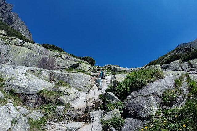 slovakia-bystra-lavka-hike-skok-chains