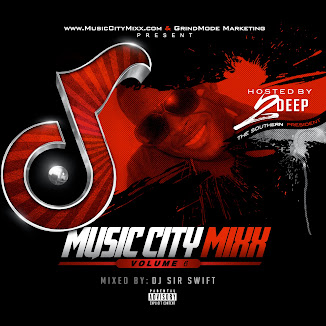 Music City Mix Vol. 6 (Hosted By: 2 Deep)