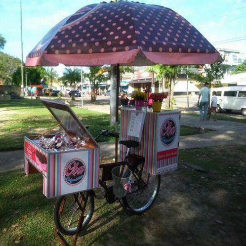 food bike Oba Brigadeiro