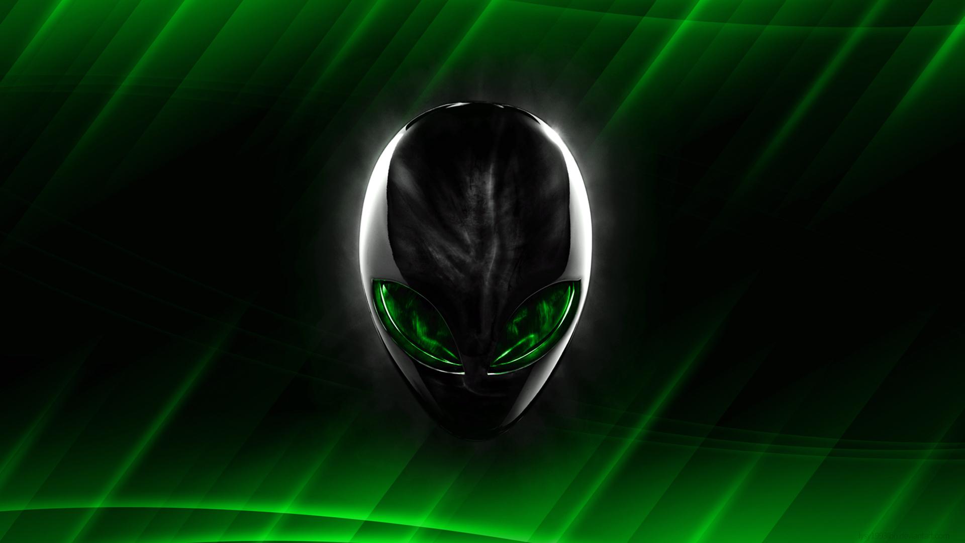 pin pin alienware green desktop wallpapers and stock