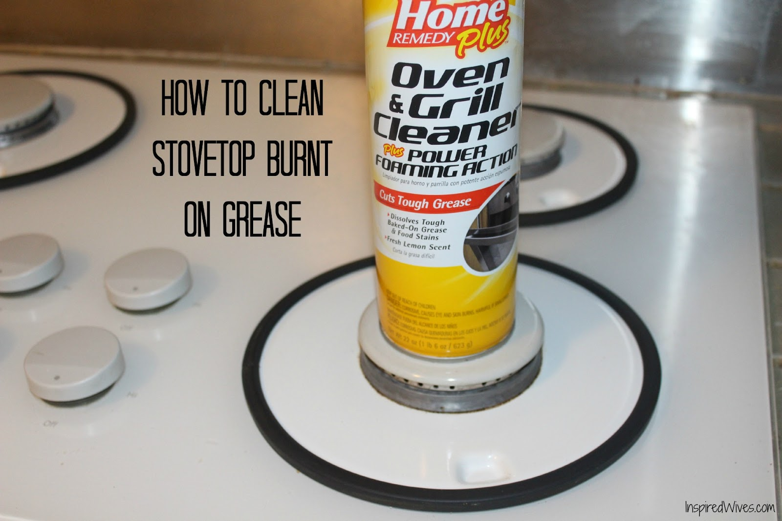 28 how to clean grease from how to clean a greasy How to clean top of oven