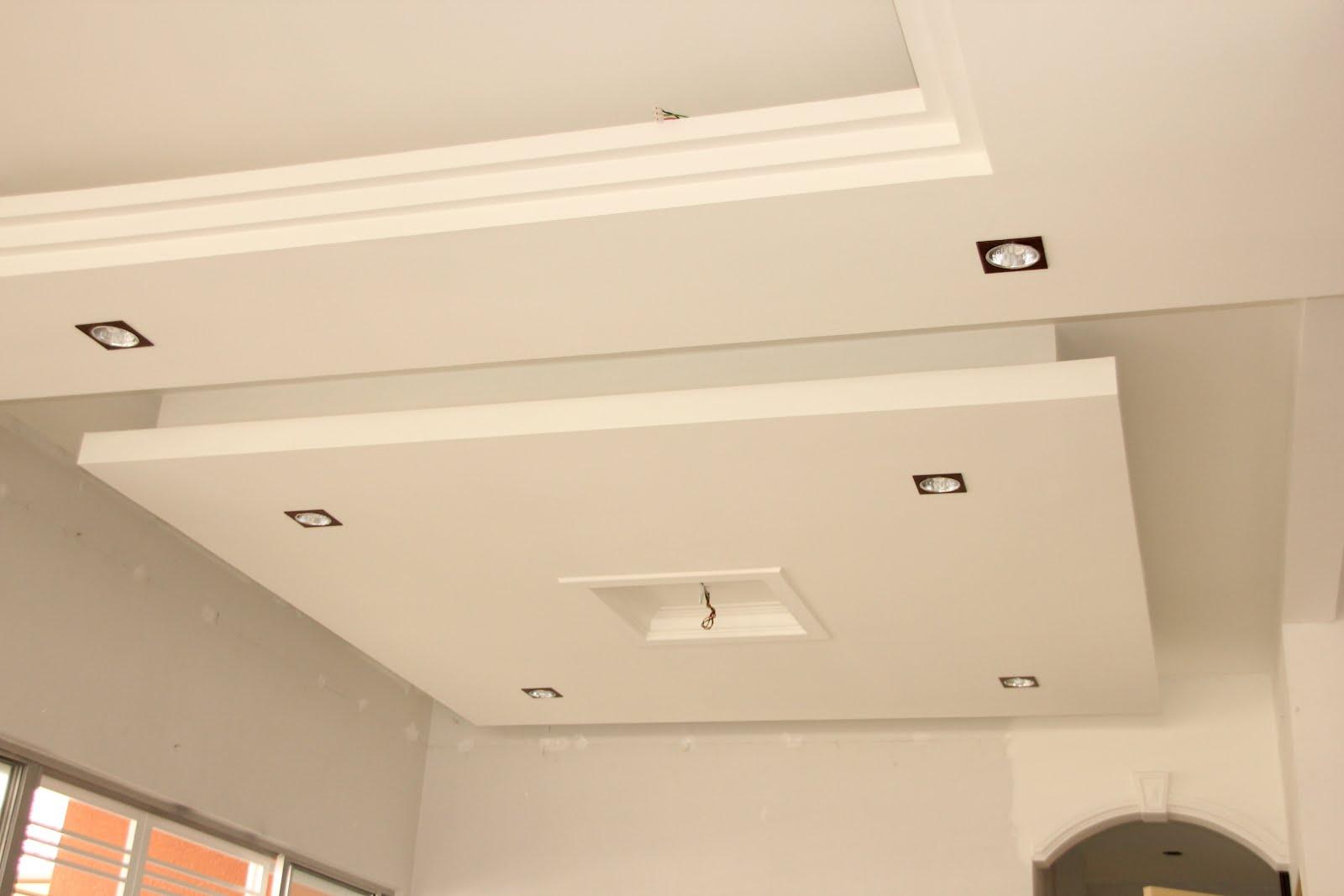 Plasterboard Remodeling : PLASTER CEILING: DESIGN PLASTER CEILING DENAI ALAM