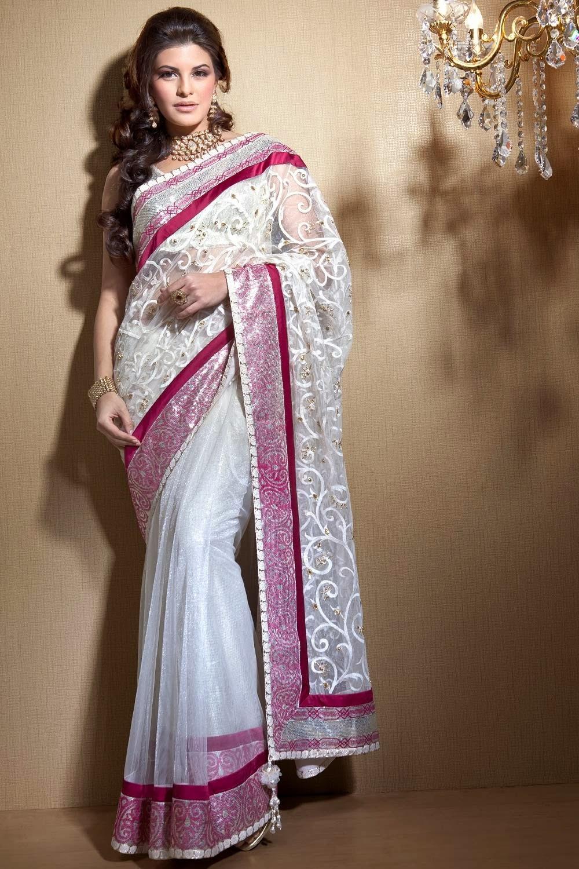 Designer Satya Paul's Bridal Saris