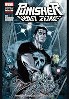 Punisher: War Zone #5 Cover