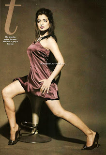 Amisha Patel Hot Filmare