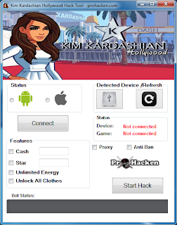 Kim Kardashian Hollywood Hack Tool Cheats